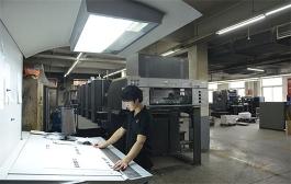 德国海德堡CD102印刷机